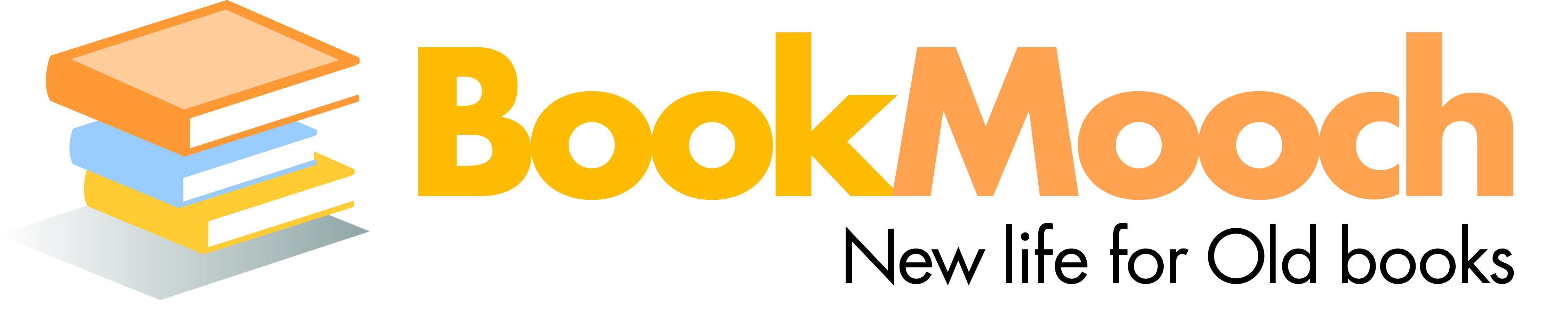 Logo artwork courtesy of BookMooch.com